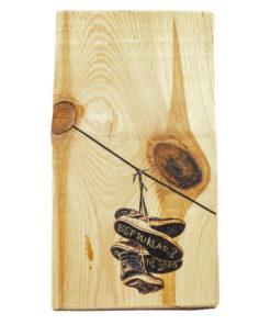 Unikate auf Holz